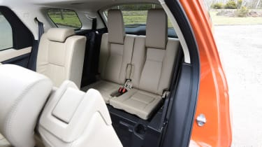Land Rover Discovery Sport long-term - back seats