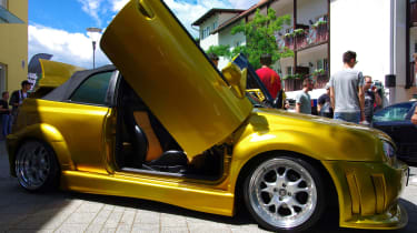 Extreme mods - Worthersee