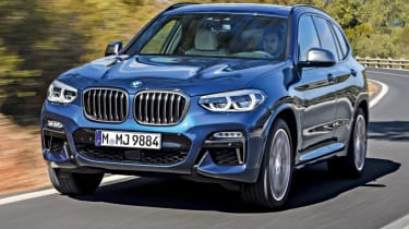 Best new cars of 2017: our road tests of the year - BMW X3