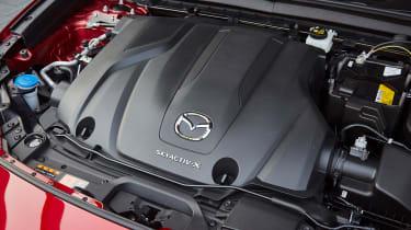 Mazda CX-30 SkyActiv-X - engine bay