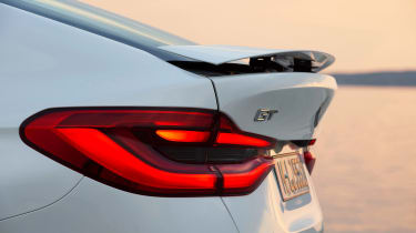 BMW 6 Series Gran Turismo - rear detail