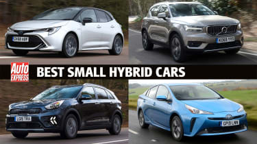 Best Small Hybrids On Sale Now Auto Express