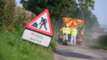 Pothole repair 9