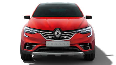 Renault Arkana - full front static