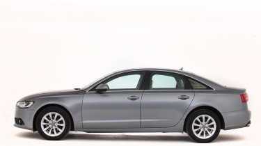 Used Audi A6 - side