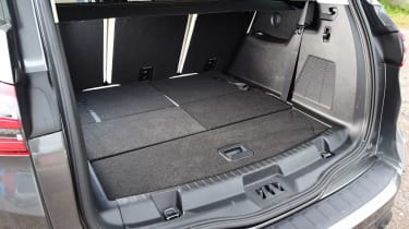 Ford S-MAX Vignale - boot
