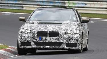 BMW 4 Series - spyshot 1