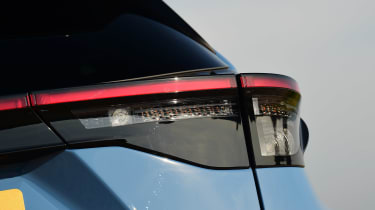 Toyota Yaris Cross - rear light