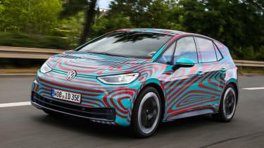 Volkswagen ID.3 - front action