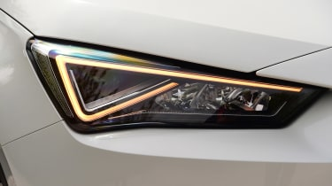 SEAT Tarraco long-termer - first report front lights
