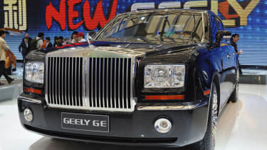 Geely GE