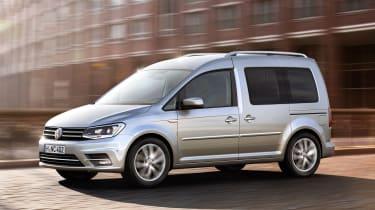 Volkswagen Caddy Life - action