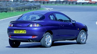 Ford Puma icon review - rear