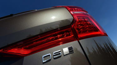 New Volvo XC60 - rear light
