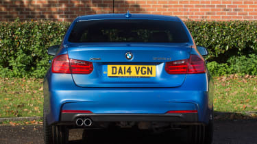 Used BMW 3 Series - full rear