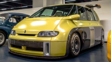 Renault espace racer