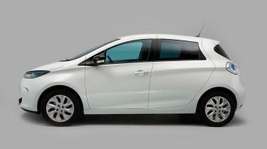 Used Renault ZOE - side