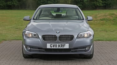Used BMW 5 Series - full front