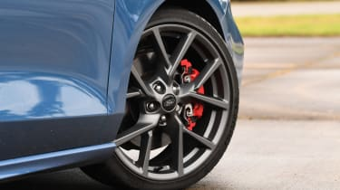 Ford Focus ST - wheels