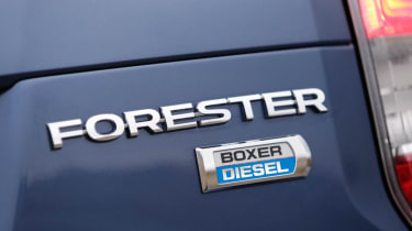 All engines are 2.0-litre 'boxer' units and there are two petrols and a diesel to choose from.
