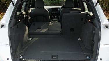 Audi Q5 boot