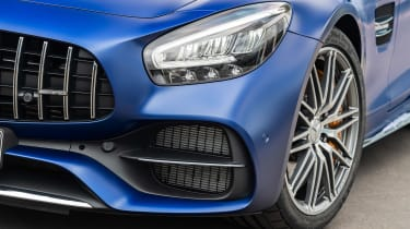 Mercedes-AMG GT C - front detail