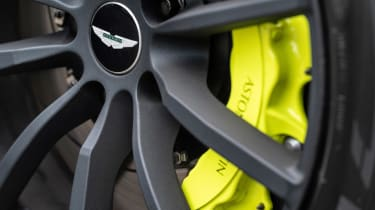 Aston Martin DB11 AMR - wheel detail
