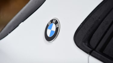 BMW X2 - BMW badge