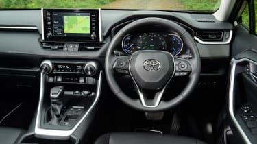 Toyota RAV4 - dash