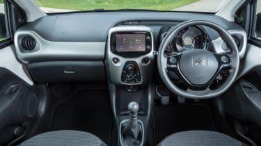 Citroen C1 Furio - interior