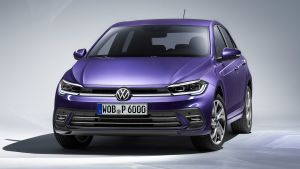 Volkswagen Polo Style - front