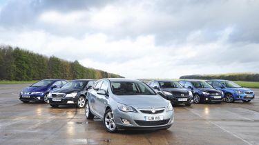 Vauxhall Astra Vs Rivals