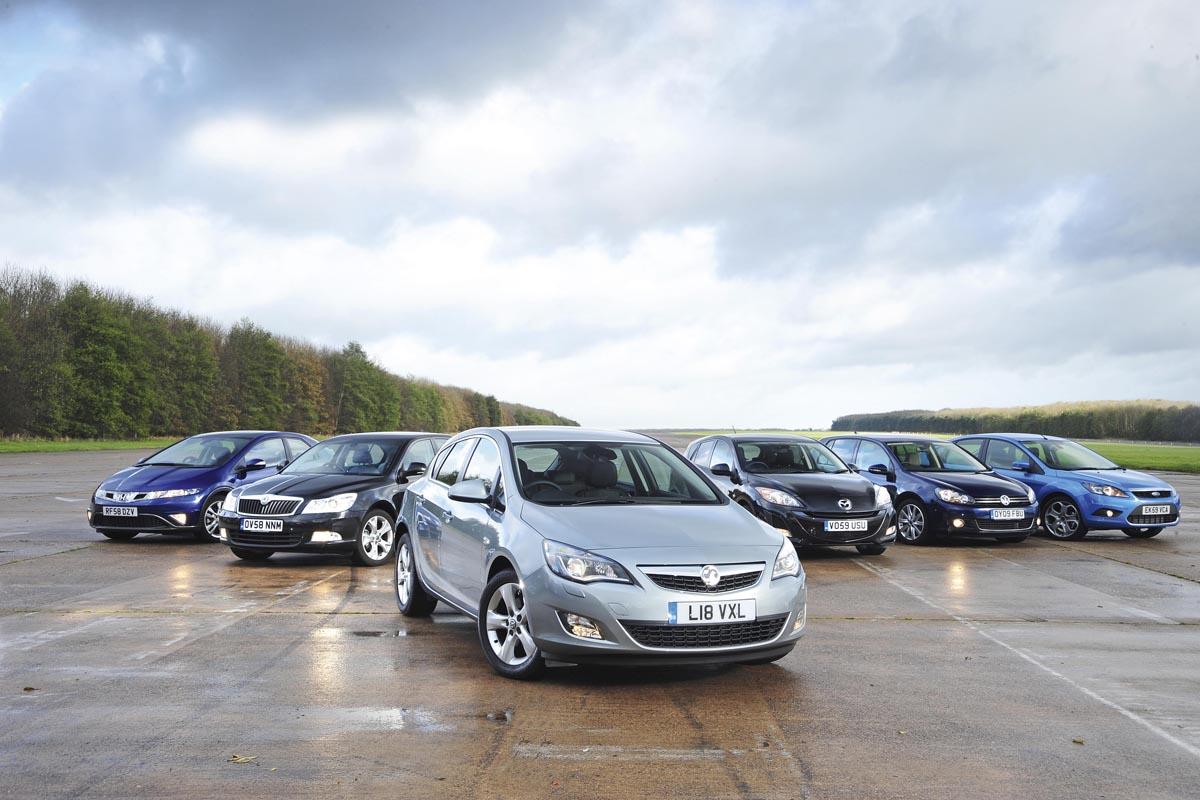 Vauxhall Astra Vs Rivals Auto Express