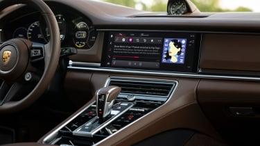 Porsche Communication Management 6.0 panamera