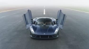 Hennessey Venom F5 - doors