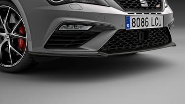SEAT Leon ST Cupra Carbon Edition - front