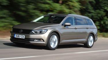 Volkswagen Passat Estate - header