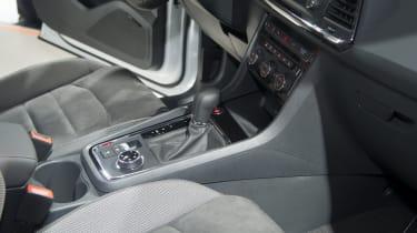 SEAT Ateca SUV 2016 - reveal interior 2