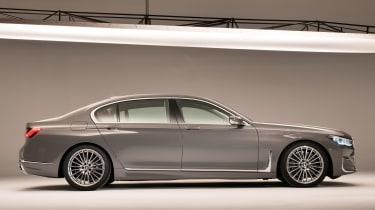 BMW 7 Series facelift - side