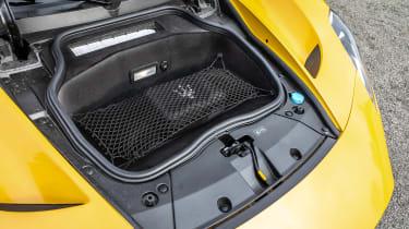 Maserati MC20 - front boot