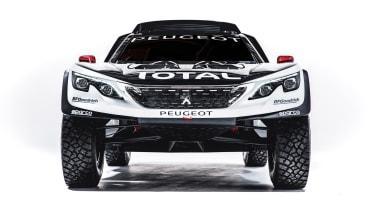 Peugeot 3008 DKR - front