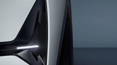 Volvo 40.2 Concept (Volvo V40 2018) - light detail