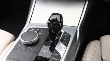 BMW 3 Series Touring - gearknob
