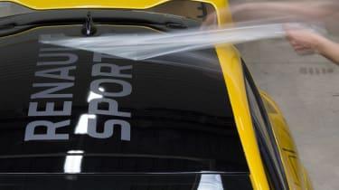 Renault Clio RenaultSport R.S.16 official - vinyl 1