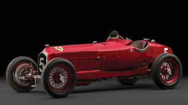 RM Sotheby's 2017 Paris auction - Alfa Romeo Tipo B P3