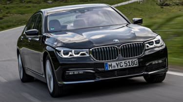 A to Z guide to electric cars - BMW 740e