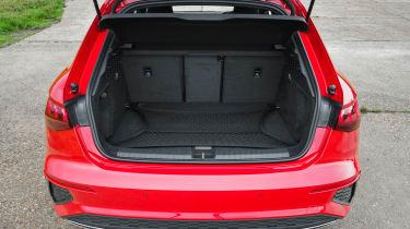 Audi A3 40 TFSI e PHEV - boot