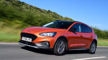 Ford Focus Active - front