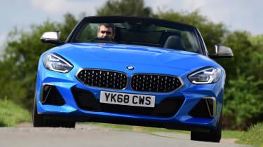 BMW Z4 M40i - full front