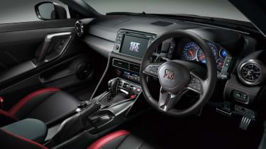 2022 Nissan GT-R - interior